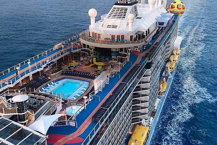 Las 5 mejores islas privadas de cruceros